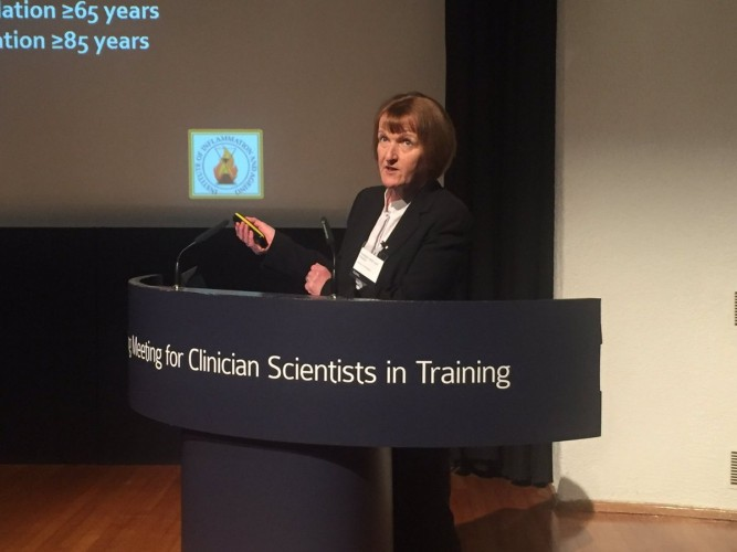 Professor Janet Lord to speak at Biology in Action Warwick!