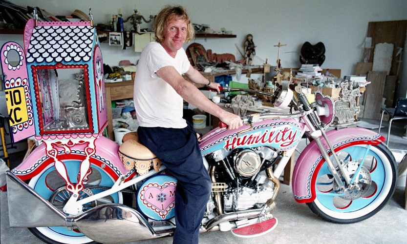Grayson Perry to speak at London Art & Design day!