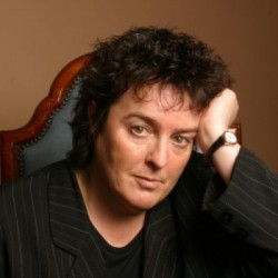 Dame Carol Ann Duffy speaking at BOTH Love days in her final year as Poet Laureate!