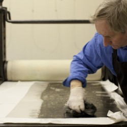 Renowned artist and printmaker Chris Orr MBE RA to speak at The Creative Process in the Midlands!