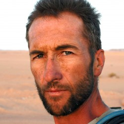 Jason Lewis, award-winning explorer will inspire at Geography in Action this autumn!