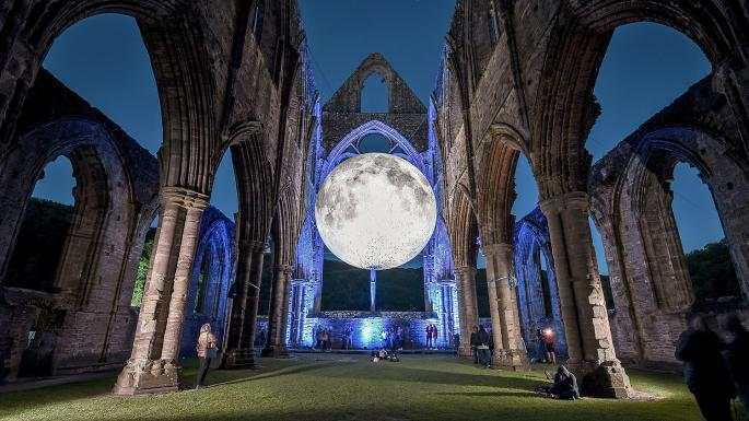 Luke Jerram, creator of Museum of the Moon, is coming to The Creative Process at Warwick!