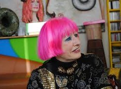 Join Dame Zandra Rhodes at the Creative Process in London!