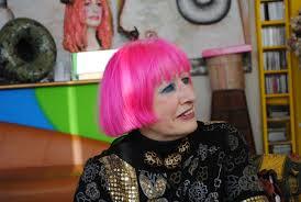 Join Dame Zandra Rhodes at the Creative Process in London!