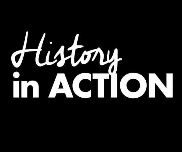 Join us at History in Action this autumn!