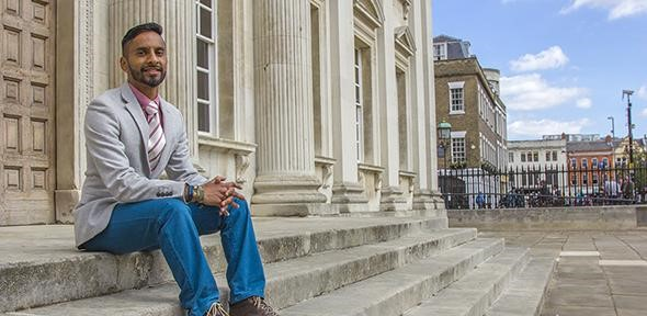 Bobby Seagull at Economics in Action