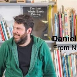 Congratulations Daniel Charny!