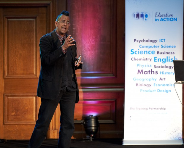 Simon Singh set to inspire at Maths in Action!
