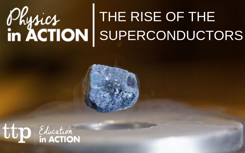 Andrew Steele and the rise of the superconductors