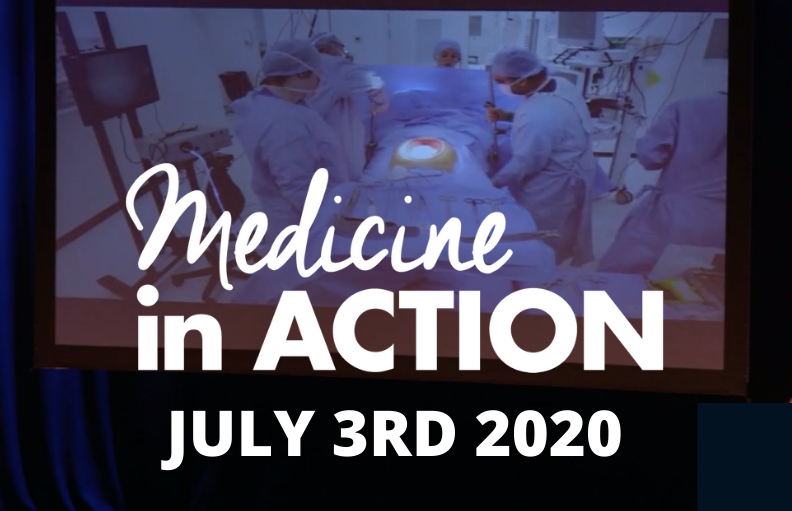 Announcing Medicine in Action