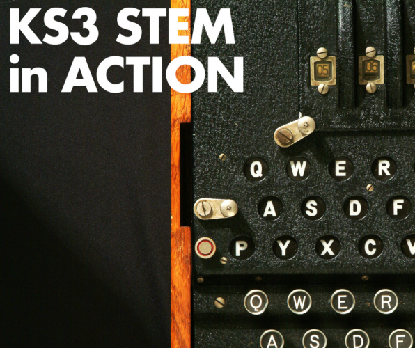 Cracking the code at KS3 STEM in Action