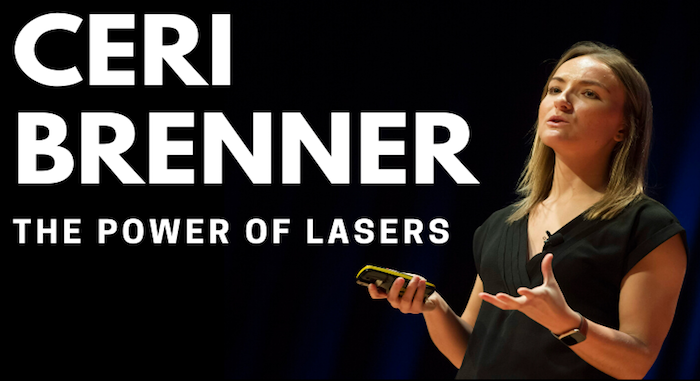 The power of lasers Physics in Action