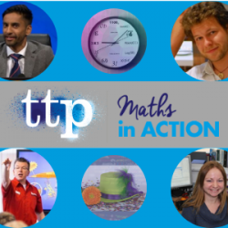 Make sure you book for Maths in Action this autumn!