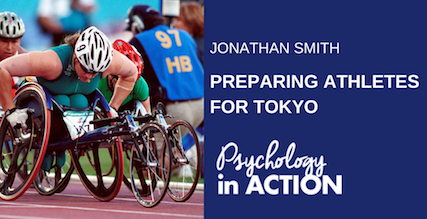 The psychology of preparing for the (delayed) Olympic Games