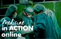 Medicine in Action is moving online on July 3rd!