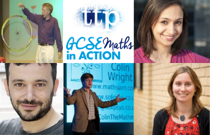 GCSE Maths in Action