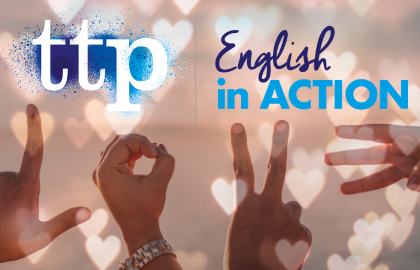 English in Action: Love Through the Ages!