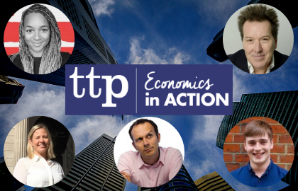 Only two weeks left to go until Economics in Action!