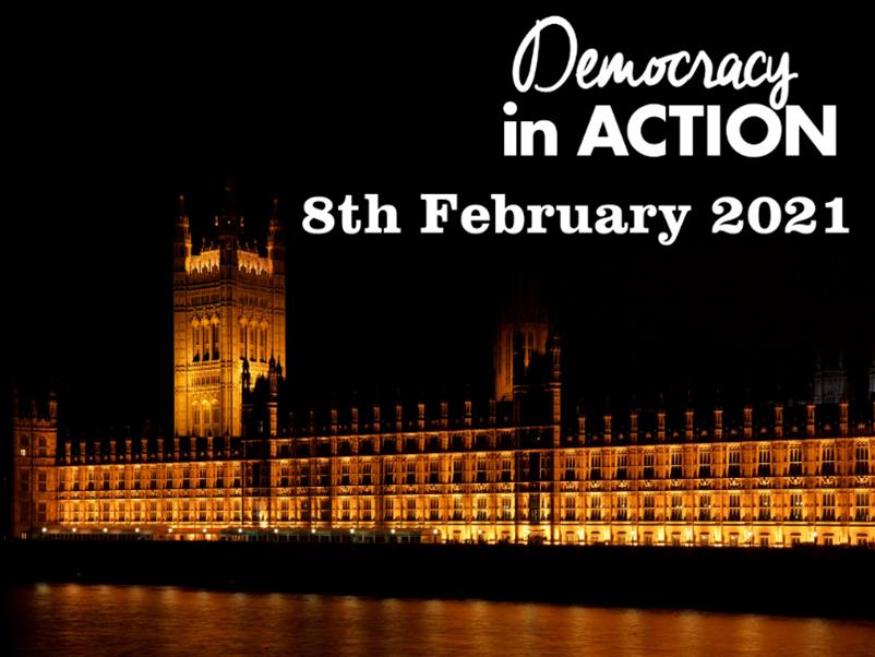 Democracy in Action Online !