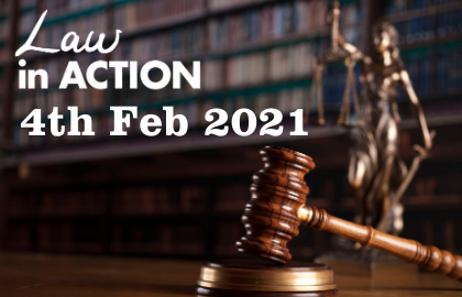 Law in Action ONLINE!