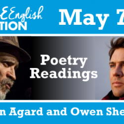 Two poets for the price of one!