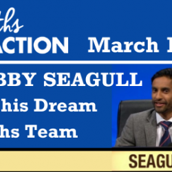 Bobby Seagull's Dream Team!