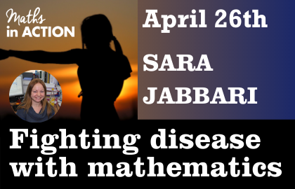 Fight disease with Maths!