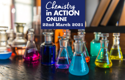 Chemistry explodes into action