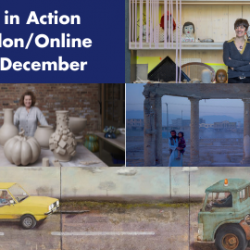 Art in Action returns in spectacular style this autumn!