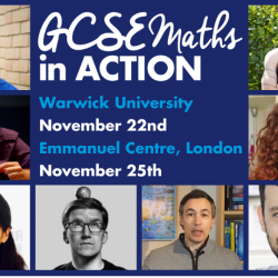Marvellous Maths for GCSE this autumn!