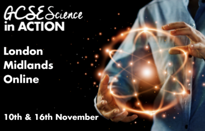 All the thrills of science this autumn