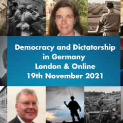 Democracy and Dictatorship in Germany